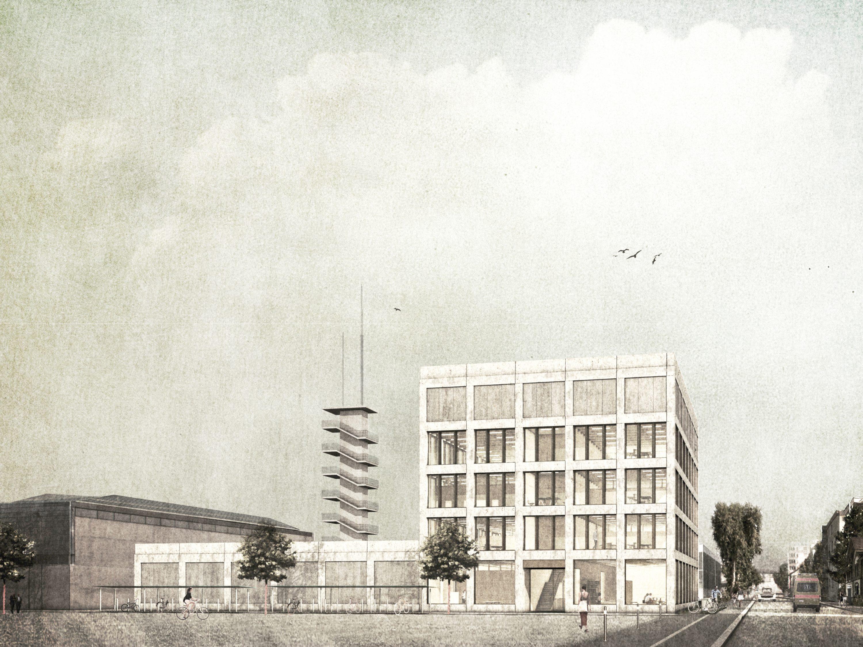 Archives et ambulances bienne nyx architectes
