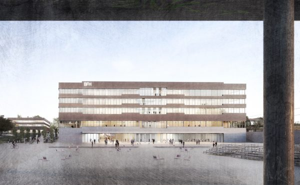 Nouveau Campus Berne HES